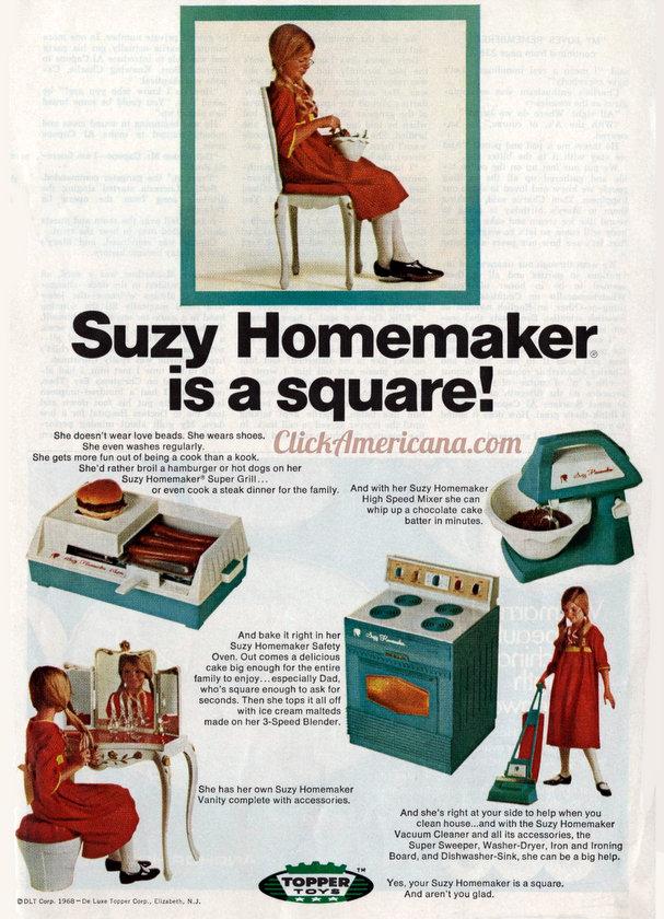 Suzy Homemaker Archives Harvey County Historical Society