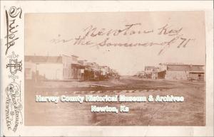 Newton, Summer 1871.