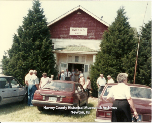 Annelly School, June 1987.