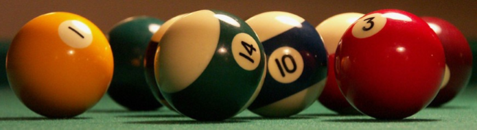 billiards for slideshow