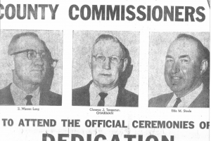 courthouse commissioners
