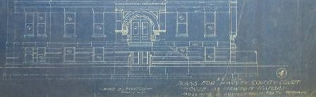 Courthouse Blueprint