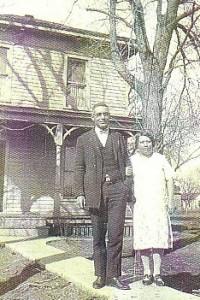 Lloyd W. and Hazel Rickman. Photo courtesy Jullian Wall, Find-A-Grave .