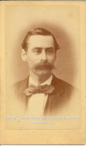 George Clark, ca. 1870