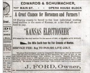 Newton Daily Republican, 16 March 1895.