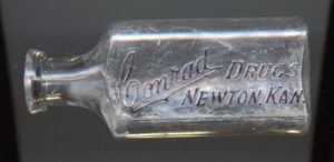 Bottle from Conrad Drugstore