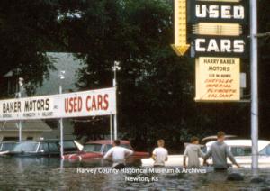 1909 N. Main, Newton, Ks June 1965.