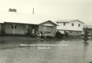 Newton neighborhood, June 9, 1965.