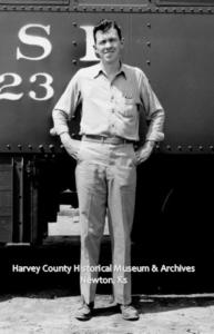 Michael B. Adams, Trainmaster.