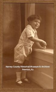 Michael B. Adams, age 3. Photo Courtesy Jean Adams Tonoli