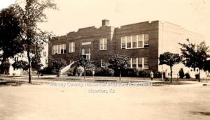 Roosevelt School, 1920.