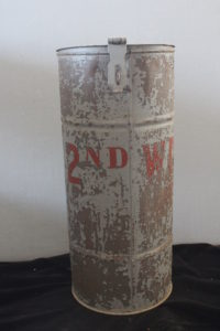 Ballot Container, 2nd Ward, Newton, Ks.