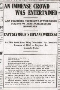 Evening Kansan Republican, 27 April 1911, p. 1.