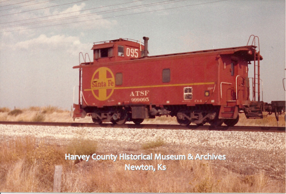 Caboose Archives - Harvey County Historical Society