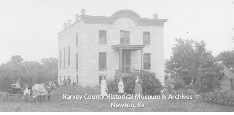 Russ Werner Archives - Harvey County Historical Society